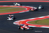 F1 Austin time trials
